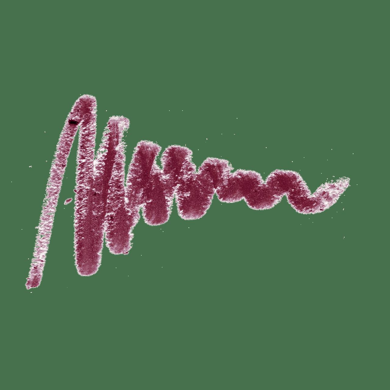 Certified Organic Lipstick Crayon (Deep Plum) 3g