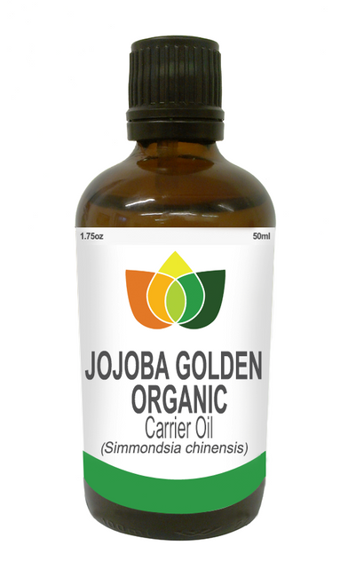 Jojoba Oil Golden Pure Natural Base Carrier Massage Oil