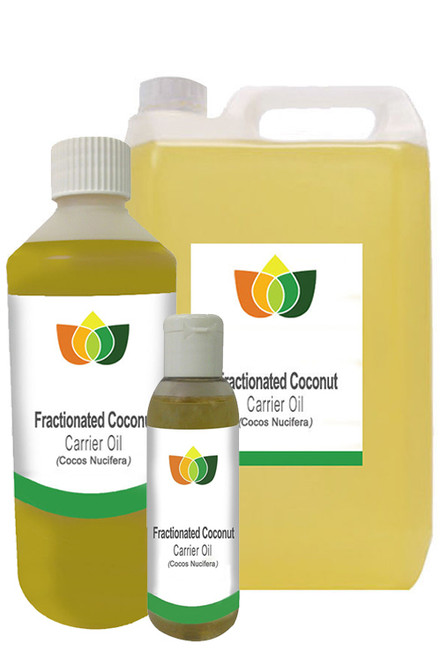 Fractionated Coconut Oil Pure Natural Authentic Base Carrier Aromatherapy