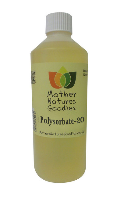 Polysorbate-20 (Choose Size) Oil & Water Solubiliser/Emulsifier (Essential Oil)