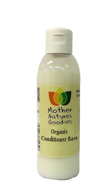 ORGANIC CONDITIONER Fragrance Free Base - SLS Free Mild Gentle Add Essential Oil