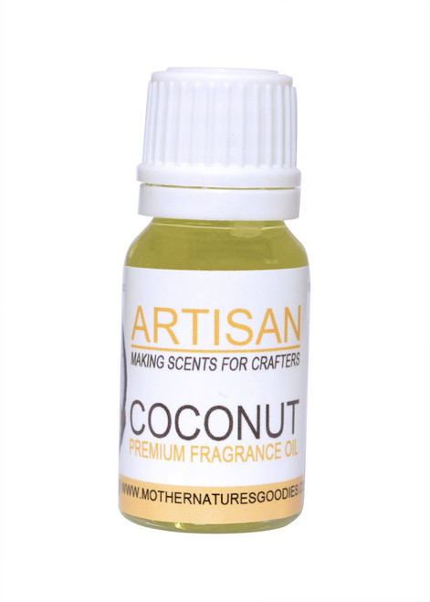 COCONUT FRAGRANCE OIL for Candles Melts Home Fragrance PotPourri