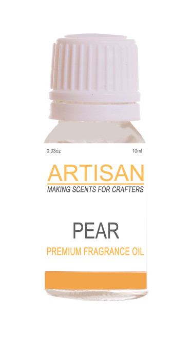 PEAR FRAGRANCE OIL for Candles, Melts, Home Fragrance & PotPourri