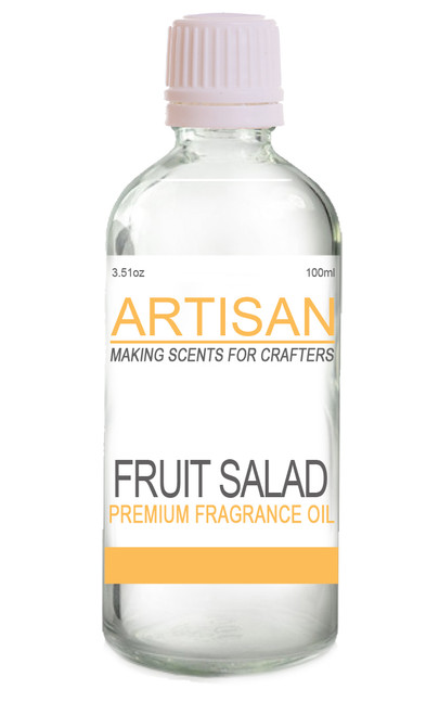 FRUIT SALAD FRAGRANCE OIL for Candles, Melts Home. Fragrance & PotPourri