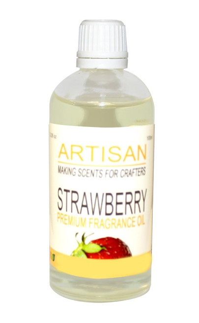 STRAWBERRY FRAGRANCE OIL for Candles, Melts, Home Fragrance & PotPourri