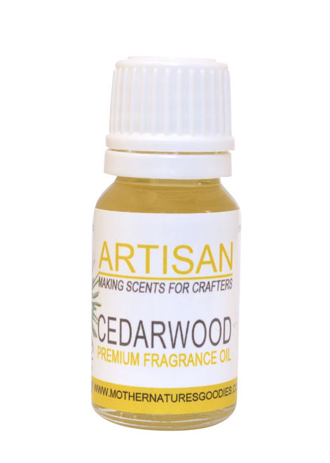 CEDARWOOD FRAGRANCE OIL for Candles Melts Home Fragrance PotPourri