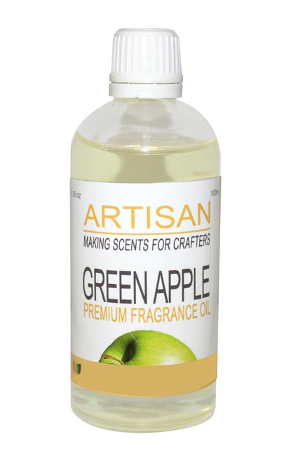 GREEN APPLE FRAGRANCE OIL for Candles, Melts, Home Fragrance & PotPourri