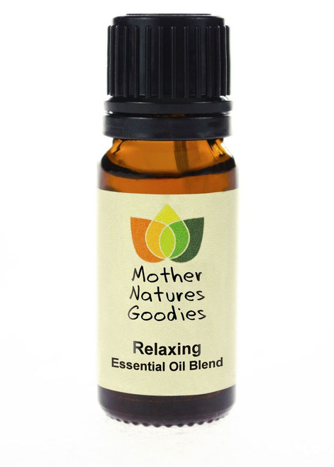 Relaxing Essential Oil Blend Pure Natural Aromatherapy