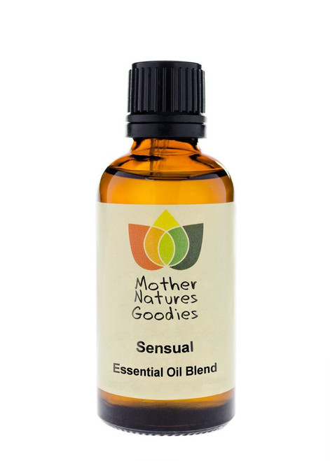 Sensual Essential Oil Blend Pure Natural Aromatherapy