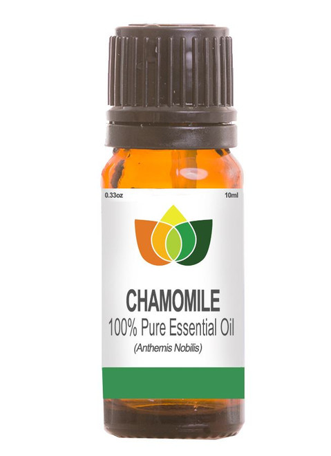Chamomile Roman Absolute, 5% Dilution, 10% Dilution and Cosmetic Grade
