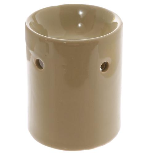Oil Burner Small Ceramic Straight Sided