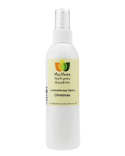 CHRISTMAS Aromatherapy Room & Body Spray (Natural Essential Oils) 200ml