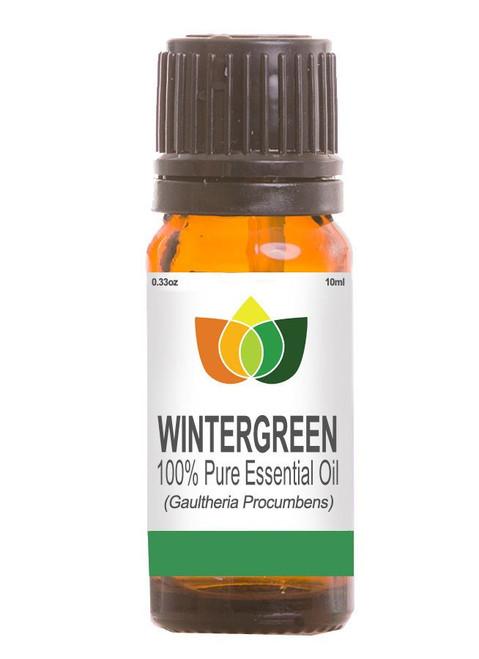 Wintergreen Essential Oil Variations