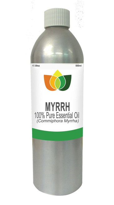 Myrrh Essential Oil Variations