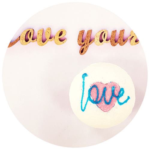 ALL YOU NEED IS LOVE FIZZY BATH BOMB