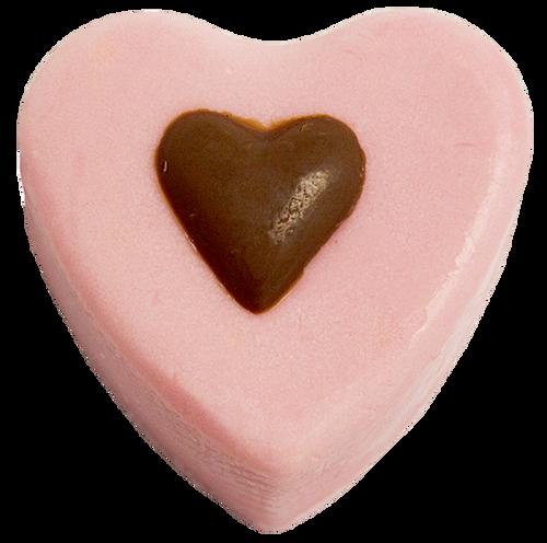 MASSAGE BAR - CHOCOLATE THERAPY MASSAGE HEART