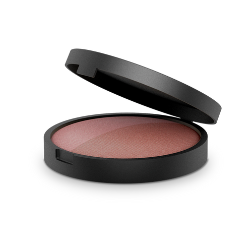 Mineral Baked Blush Duo (Burnt Peach) 8g