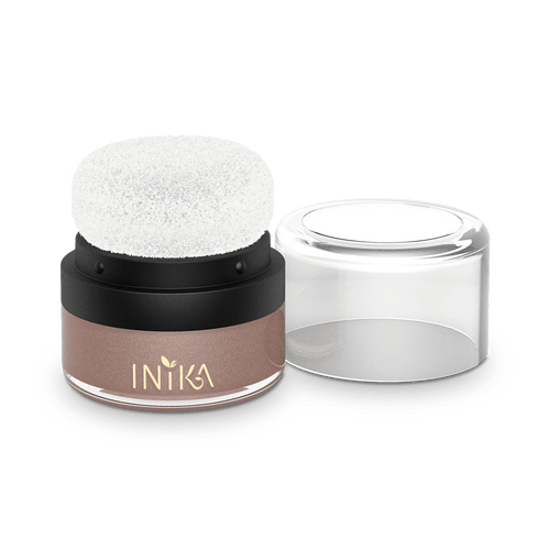 Mineral Blusher Puff Pot (Rosy Glow) 3g