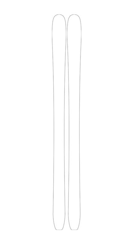 EXP Custom Ski
