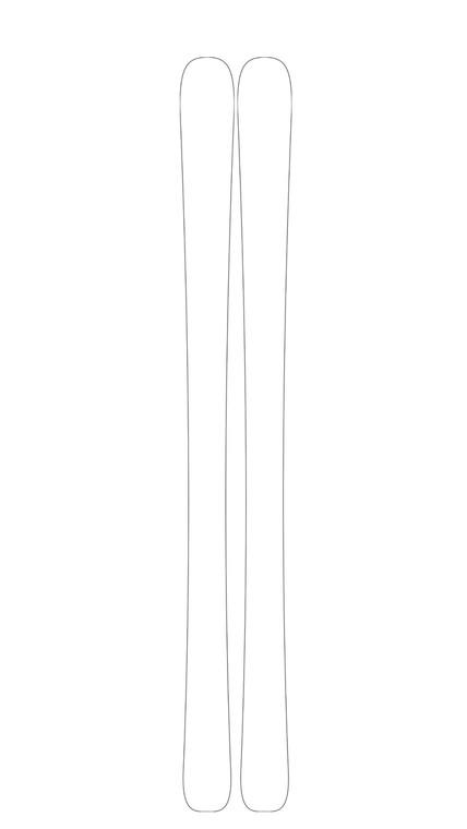9 D Custom Ski