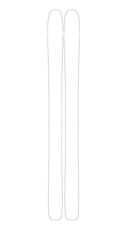 Concept Custom Ski