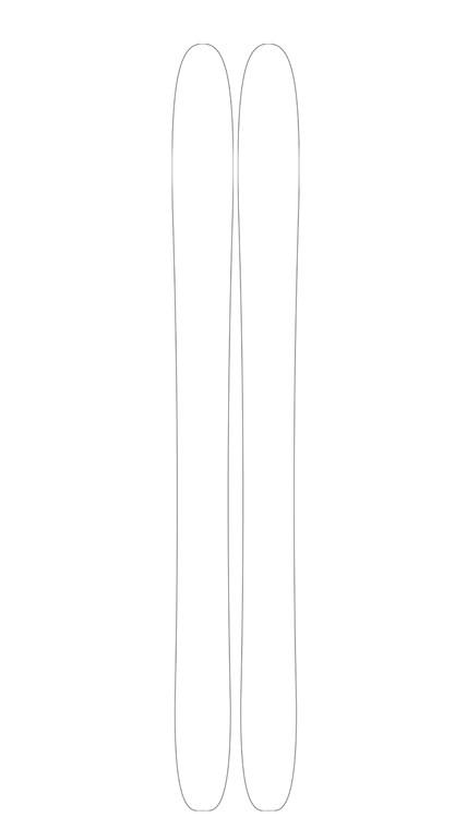Ullr Custom Ski