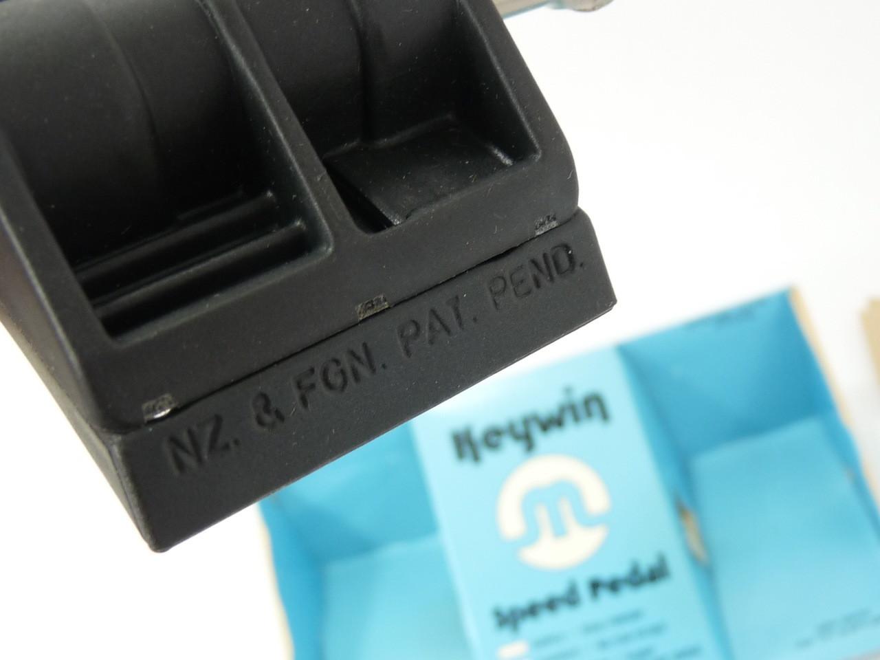 Keywin Rétro Années 83 pédales Speed Vintage NOS