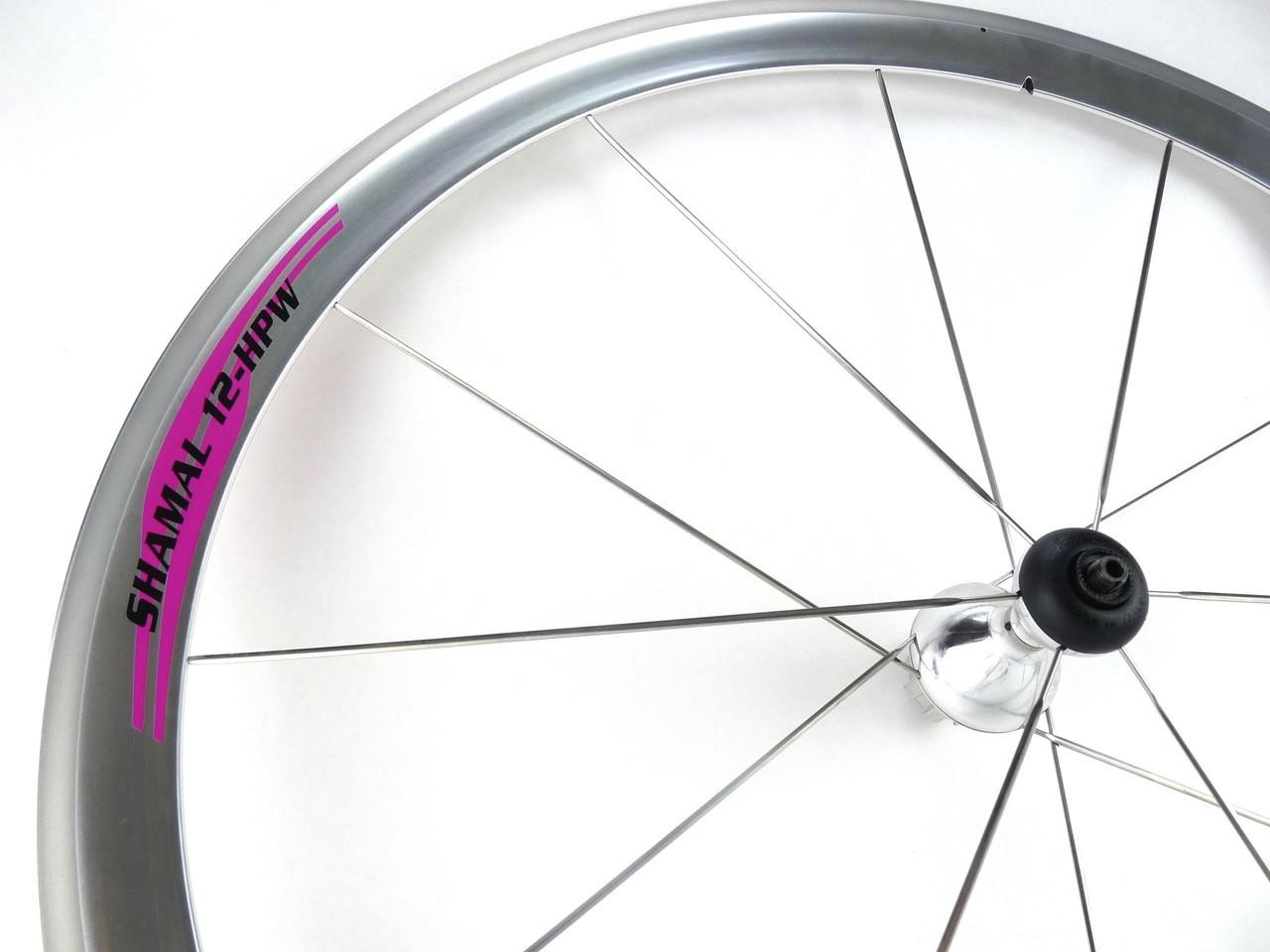 Campagnolo Shamal wheel