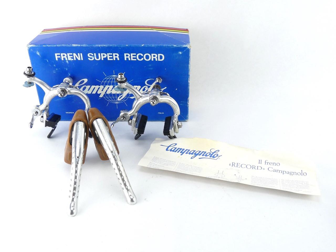 Campagnolo Super Record Brake set