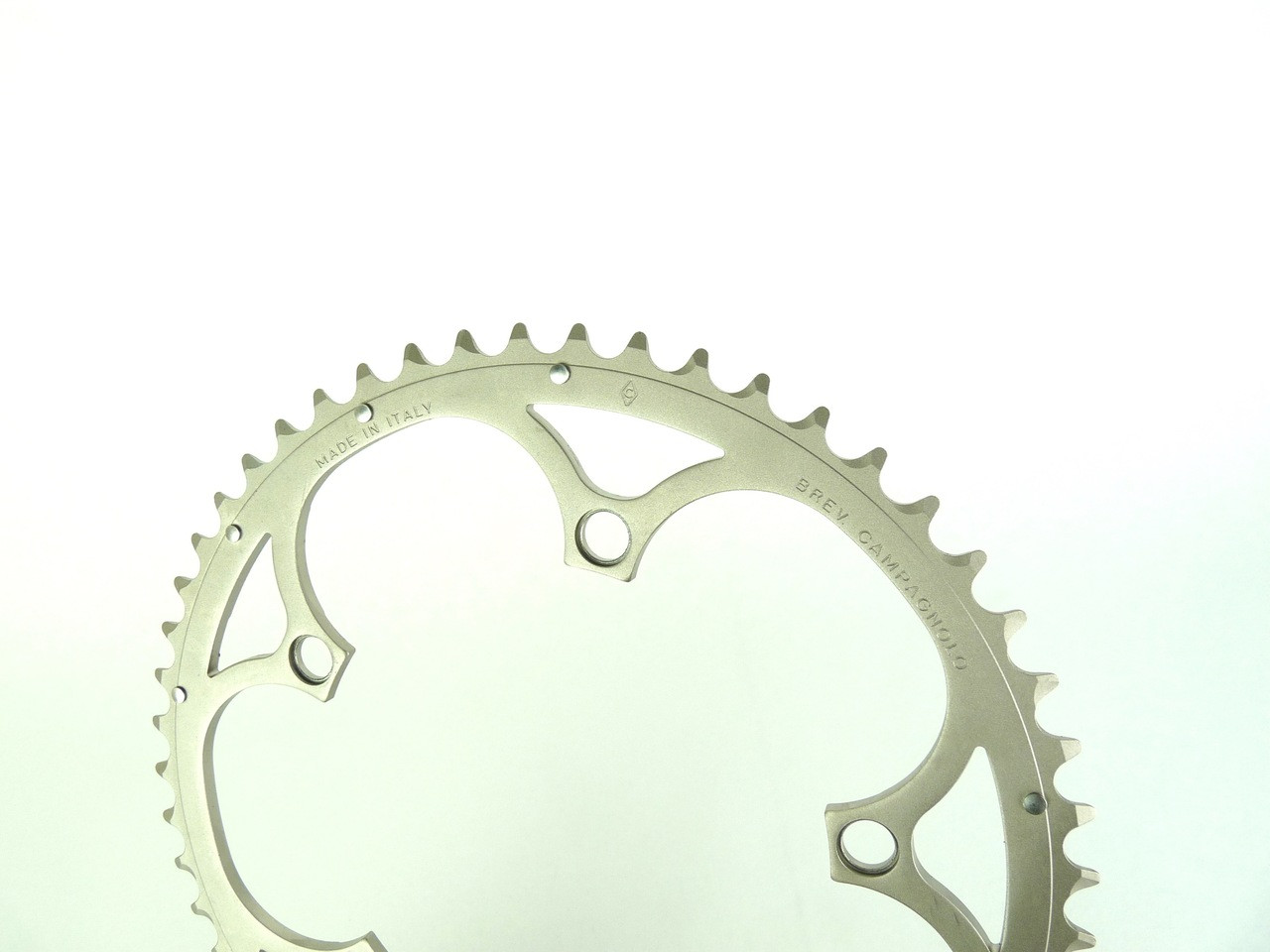 Campagnolo ESP 11 Speed 53//39 Tooth 135 BCD Front Chainring set New