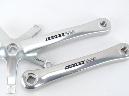 Campagnolo Veloce Crankset Arms 10 Speed 175mm from 2006 NOS
