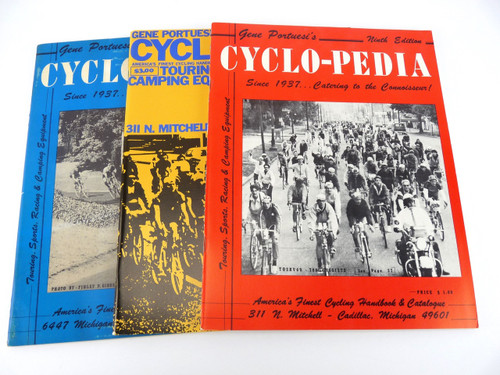 CycloPedia catalog