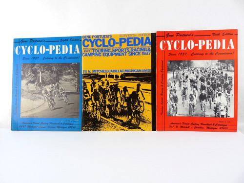 CycloPedia catalog