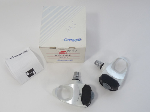 Campagnolo Record QR Pedal Set