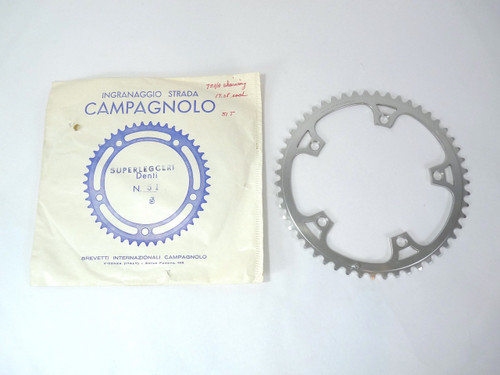 Campagnolo Super Record Chainring