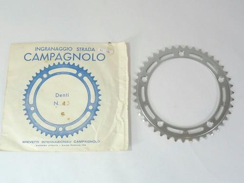 Campagnolo Nuovo Record Chainring