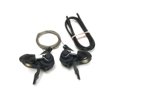 Shimano XT Shifters M739