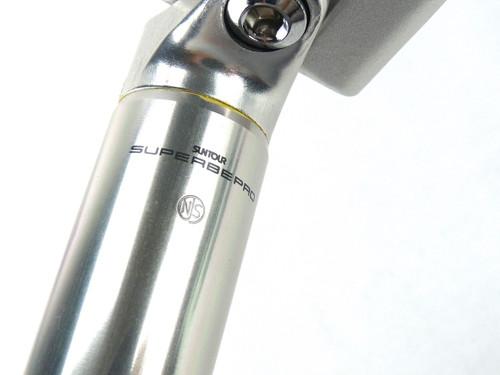 Suntour Superbe Pro Seatpost 27mm njs