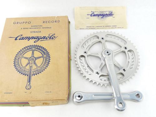 Campagnolo Nuovo Record Crankset