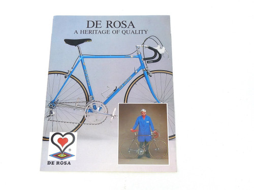Derosa Bicycle catalog