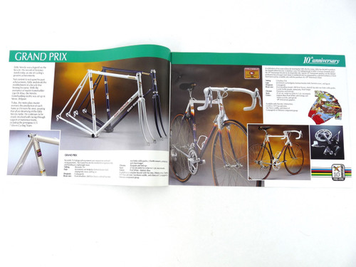 Eddy Merckx Bicycle catalog