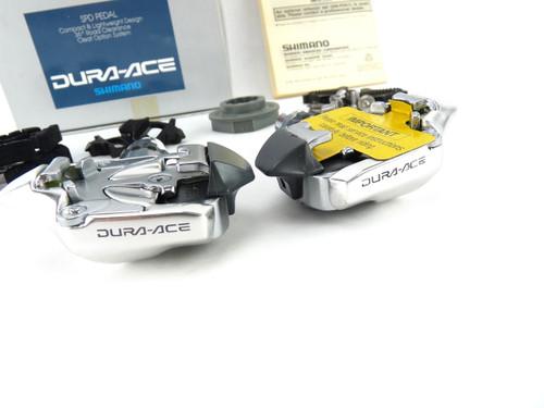 Shimano Dura Ace 7410 Pedal set