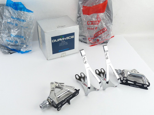Dura Ace pedal set 7400