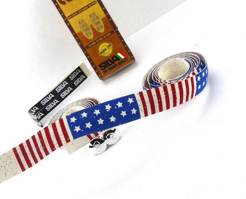 Silva Handlebar tape American Flag