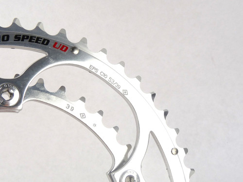 Campagnolo Record 10 speed Chainring set