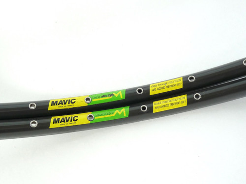Mavic rim set