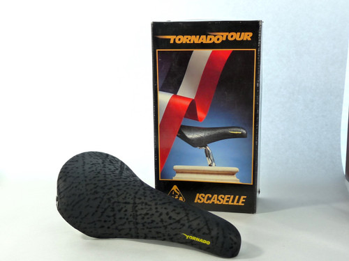 Iscaselle Tornado saddle