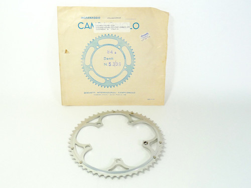 Campagnolo Record 9 speed Chainring