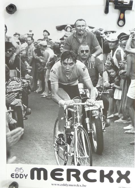 Eddy Merckx Poster
