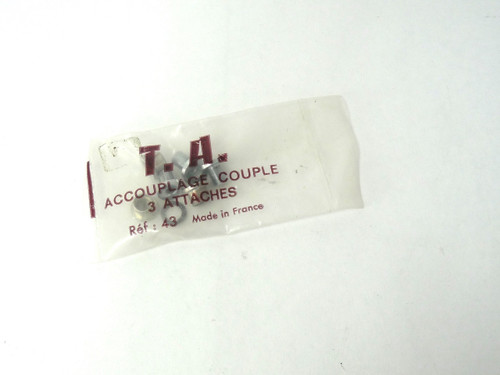 T.A. Chainring Bolts #43